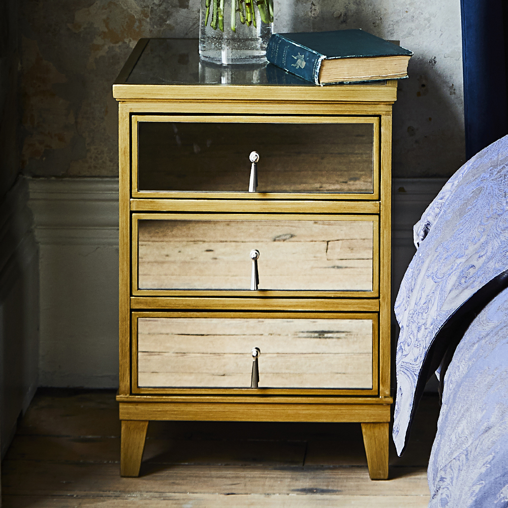 bedside tables nightstands  small bedroom drawers