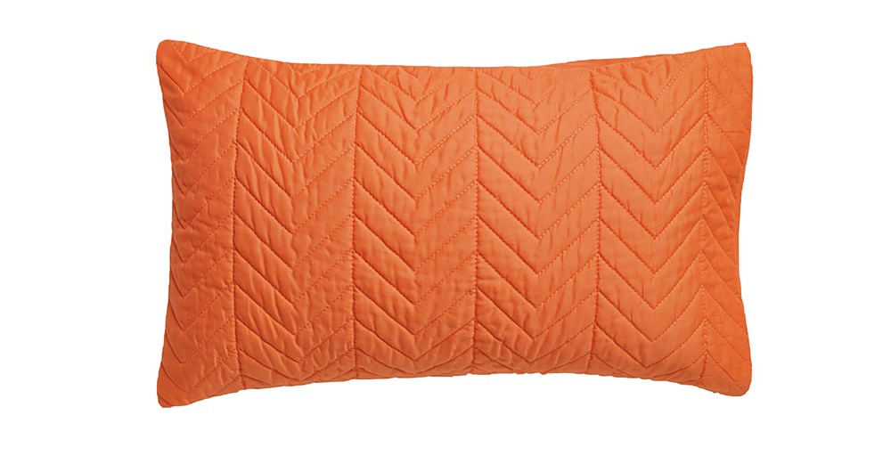Quilted Microfibre Cushion