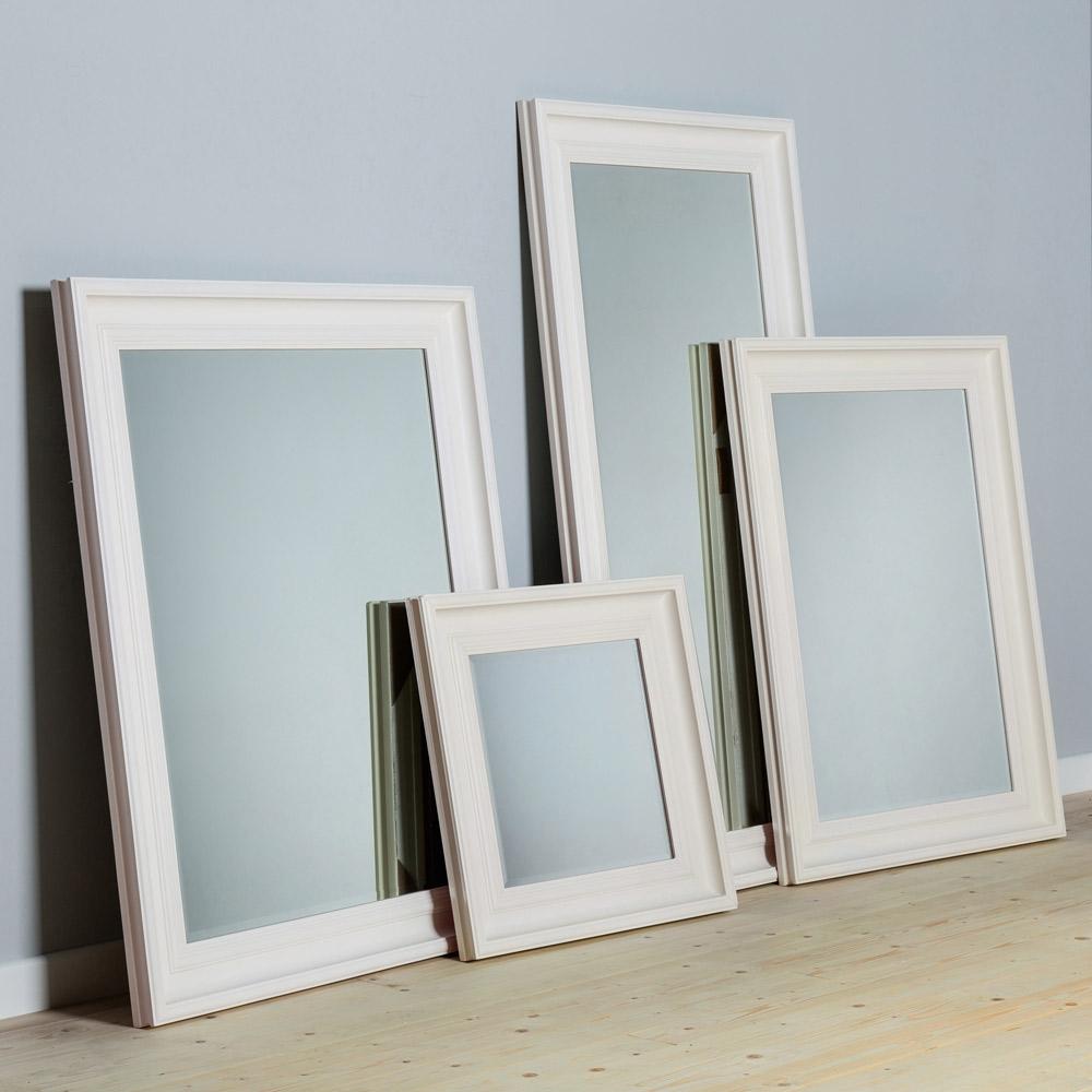 Burwell Mirrors - Silver Square