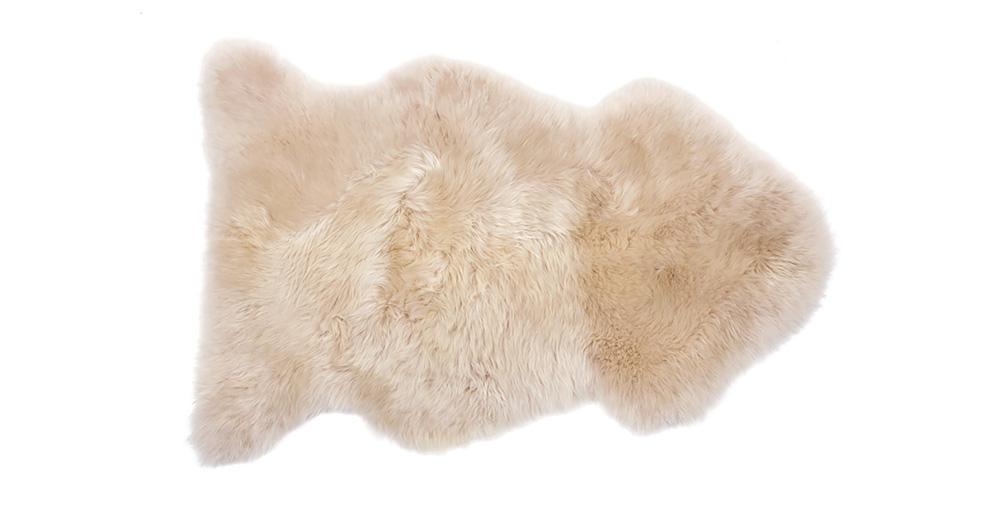 sheepskin rug share