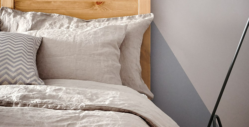 Alena Washed Bed Linen Set Clearance