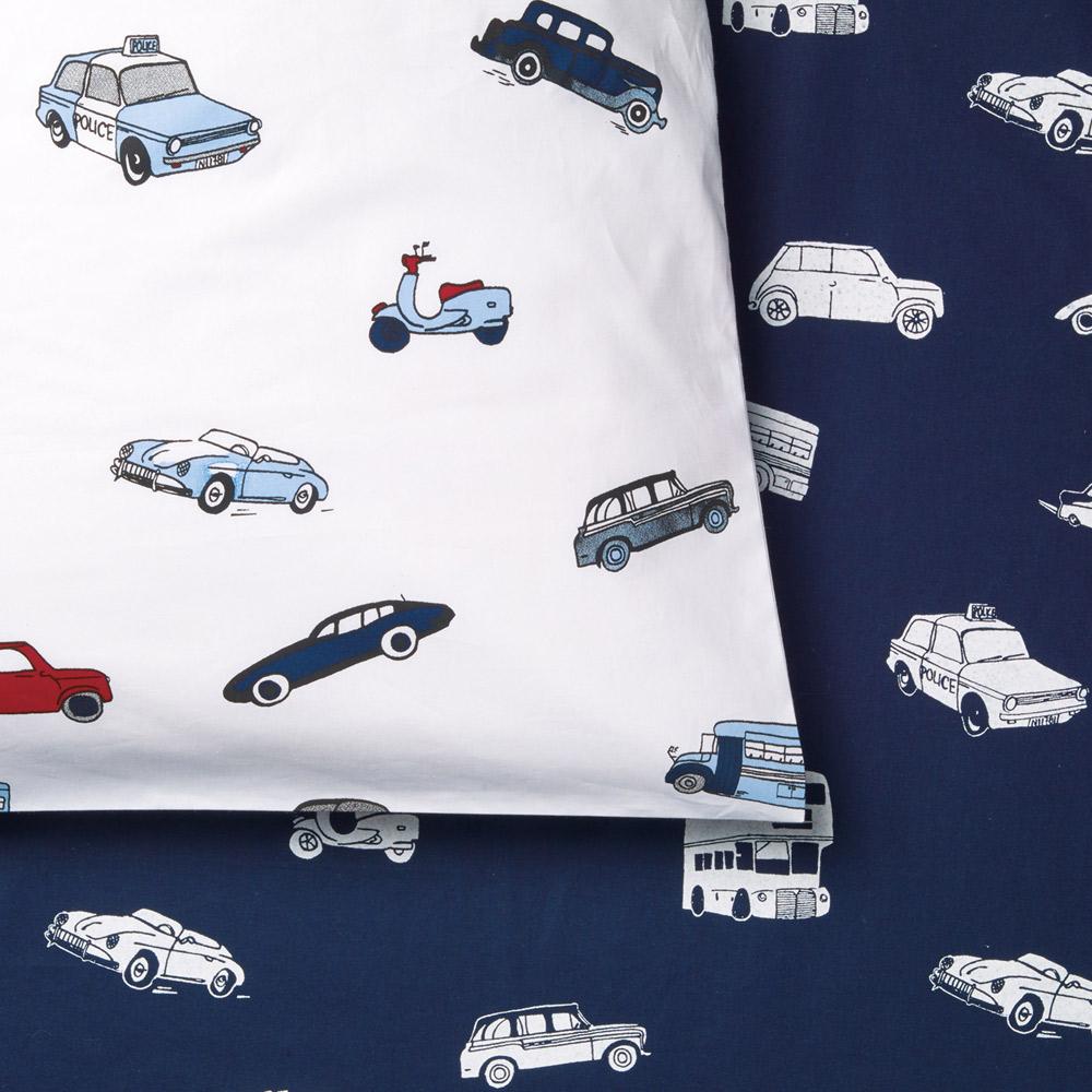Bertie Cars Bed Linen
