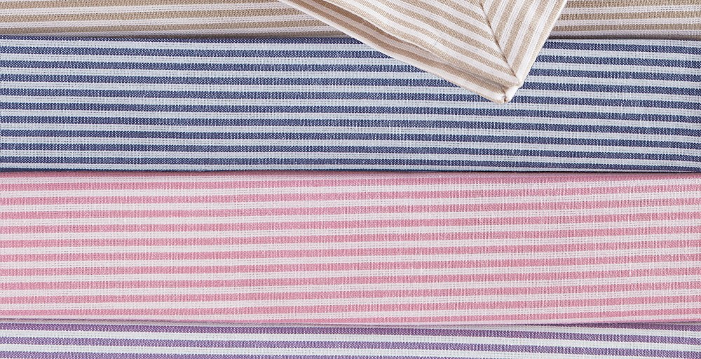 Candy Stripe Bed Linen