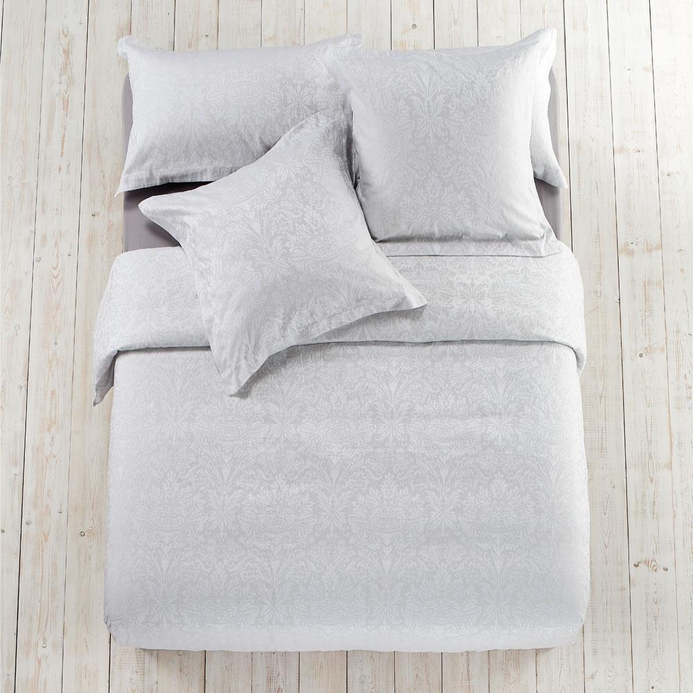 Eldridge Damask Linen - Pillow Case Super King
