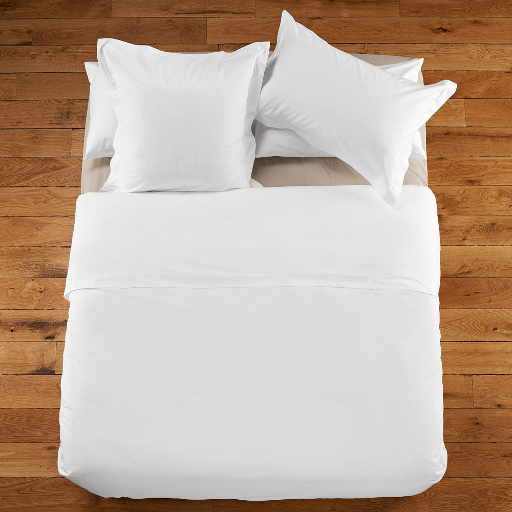 Everyday White Linen - Pillow Case Oxford Standard White