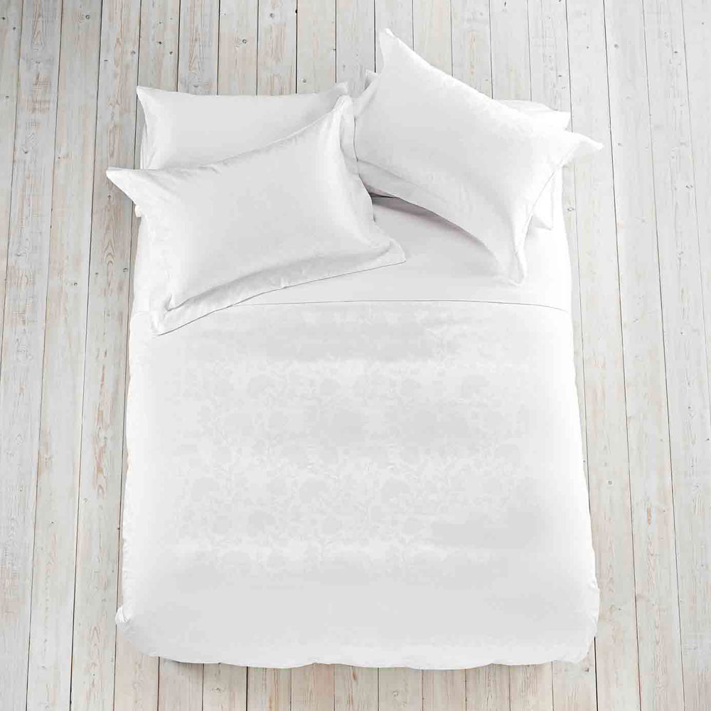 Hotel Collection Sheets - Fitted Sheet (Extra Extra Deep) Emperor White