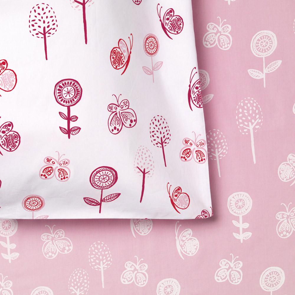 Jessica Flowers Bed Linen Set