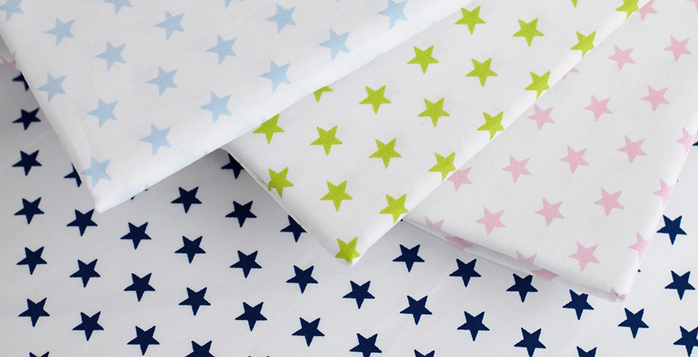 Stars Clearance Fitted Sheets