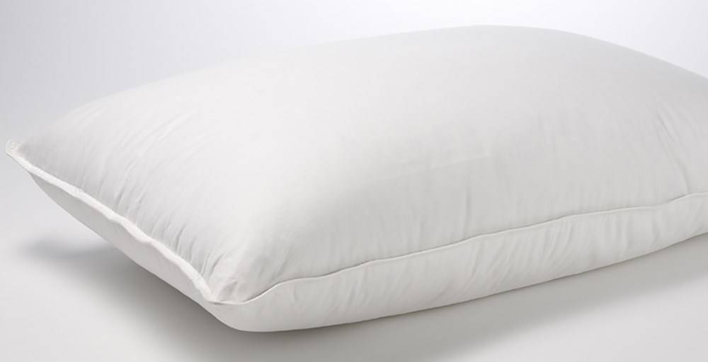 Duck Down Standard Pillow Firm