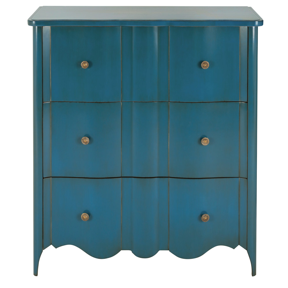 Marne 3 Drawer Chest
