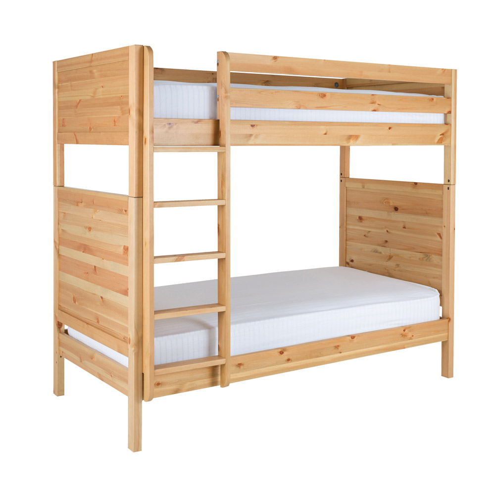 Bunk Beds Malvern Bunk Bed Feather Black
