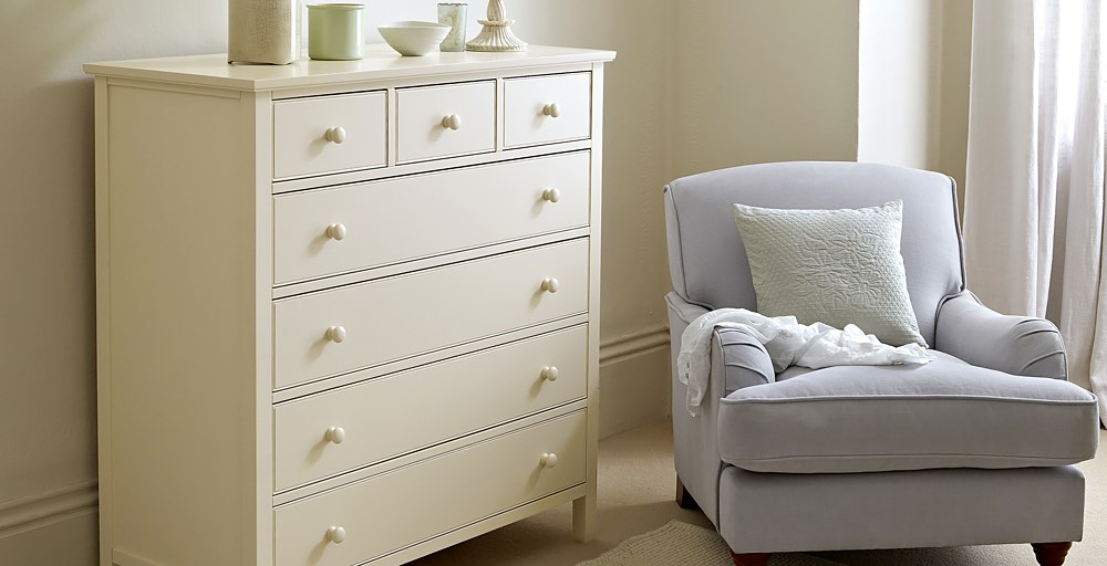 Olivia 7 Drawer Chest