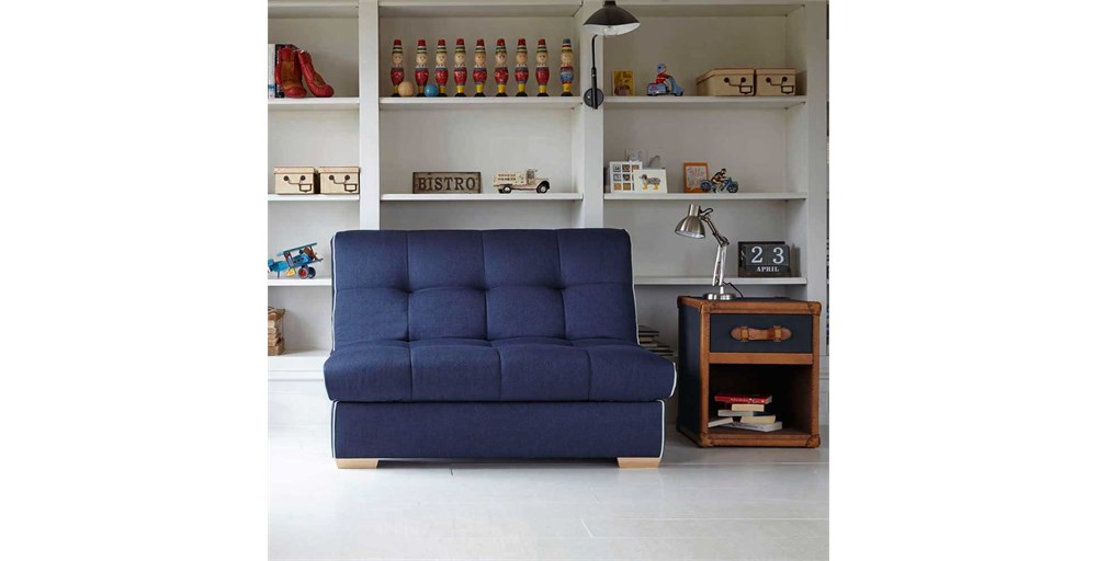 Shoreditch Sofabed Feather Amp Black
