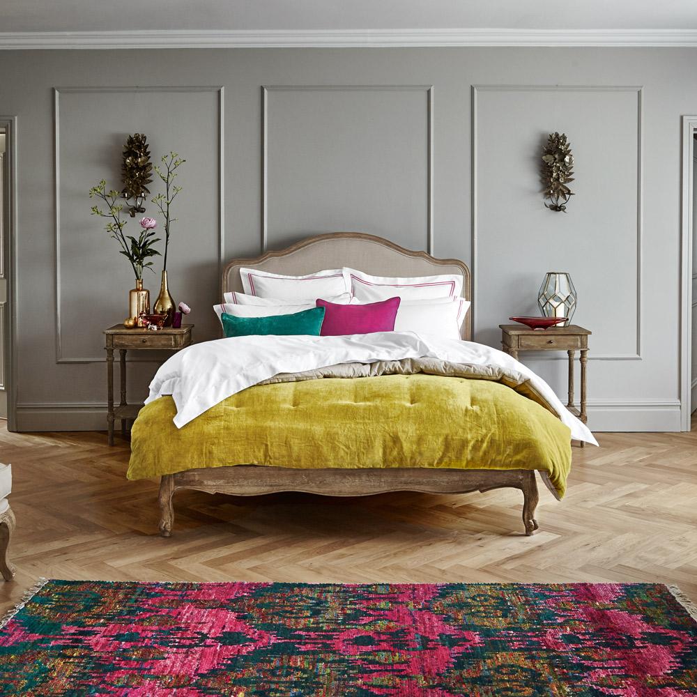 Sienna Bedroom Furniture Range Feather Amp Black