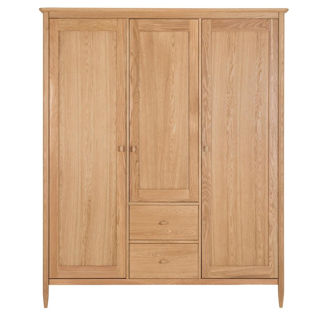 Teramo 3 Door Wardrobe