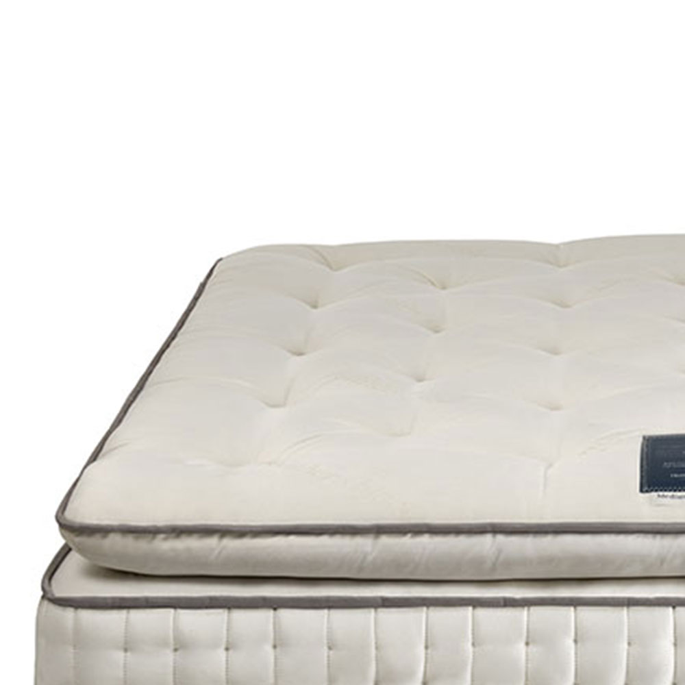 Ilkley Alpaca Mattress Topper Feather Amp Black